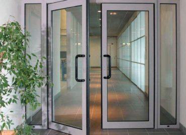 Маятниковая-дверь